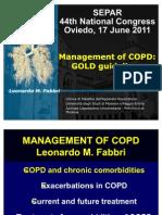 Ponencia del Dr. Leonardo Fabbri. Realizada en el marco del 44 Congreso de la Separ realizado en Oviedo.
