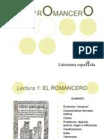ROMANCERO Presentación
