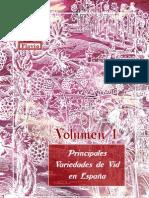 Principales Variedades de Vid en España. vol. 1
