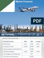 Airbus Global Market Forecast 2010