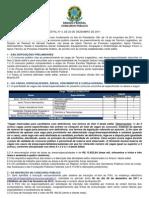 Edital 03 - Técnico Senado 2012