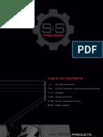 S&S Precision Catalog 2012