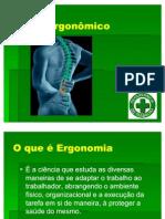 Treinamento de Ergonomia Cargas