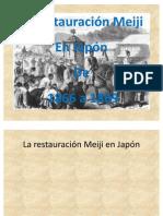 La restauración Meiji En Japón 3 XXX