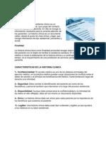 HISTORIA CLINICA y Examen Clinico Trabajo de Patologia 2