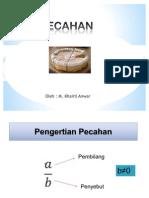 PECAHAN