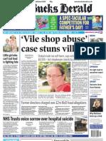 'Vile Shop Abus' case stuns village