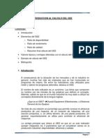 Introduccion Al Calculo Del OEE