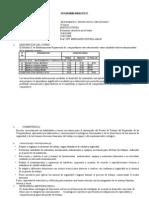 Analitico Mantenimiento y Reparacion