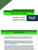 23395953 Lecture1 Fermenter Design