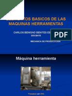Elementos Basicos de Las Maquinas Herramientas