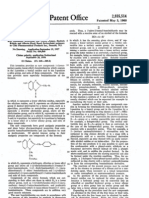 Benzimidazoles - K Hoffman, A Hunger – United States Patent 2935514 (issued 03-May-1960) - BENZIMIDAZOLES as OPIOIDS -- Etonitazene & Clonitazene Synth -- (US Pat # 2935514) -- Hoffmann, 1960