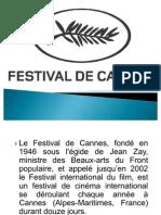 Festivalul de La Cannes Final
