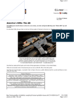 America's Rifle - The AR