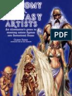 Anatomy for Fantasy Artists - Glenn Fabry
