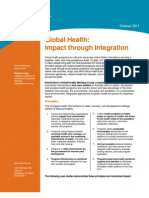 2011 Interaction Health Integration Case Studies