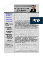 18th District e-Newsletter - January 2012