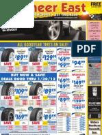 Pioneer East News Shopper, January 16, 2012