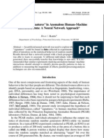 "Dean I. Radin- Searching for ""Signatures"" in Anomalous Human-Machine Interaction Data"