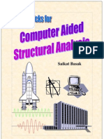 Computer Aided Structural Analysis[1]