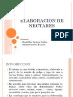 Elaboracion de Nectares Diapositivas