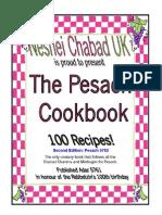 Pass Over Cookbook