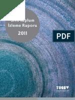 Sivil Toplum İzleme Raporu 2011