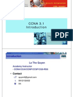 CCNA Introduction