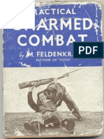 Practical Unarmed Combat - Moshe Feldenkrais 1942