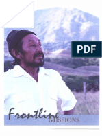 Frontline Missions October Newsletter