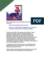 WBU & IFLA WIPO Treaty Proposal Post-SCCR23
