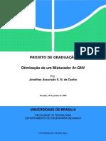 OTIMIZAÇÃO DE UM MISTURADOR AR-GNV