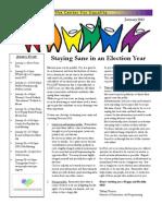 Center for Equality Newsletter 1.12