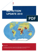 USAID 2010 Nutrition Update