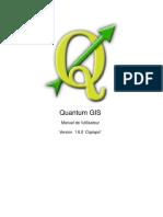 Qgis-1.6.0 User Guide Fr