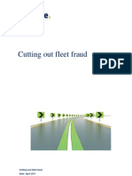 Cutting out fleet fraud in S. Africa