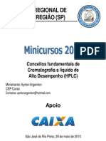 HPLC - CRQ