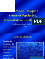 Conceitos Em Ecologia
