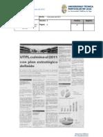 Informe de Prensa Del 6 Al 13 de Enero de 2012