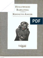 Kenneth Anger - Hollywood Babilonia