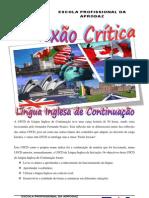 Reflexão Crítica de Ingles de Continuação