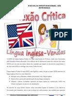 Reflexão Crítica de Língua Inglesa - Vendas