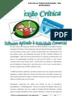 Reflexão Crítica de Software Aplicado à Actividade Comercial