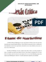Reflexão Crítica de Plano de Marketing