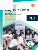 Kelas08 English in Focus Artono Masduki Sukirman