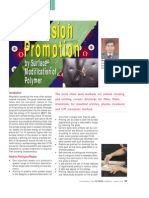 Adhesion Promotions