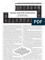 Wang Zhi Gang- Taoism and Self-Cultivation
