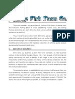 Fish Farming Business Proposal