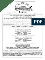 TOURS 2011-12