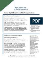 Read Human Capital_Services Brochure_Feb2007